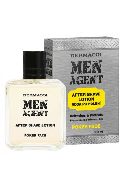 dermacol men agent poker face voda po holeni 11