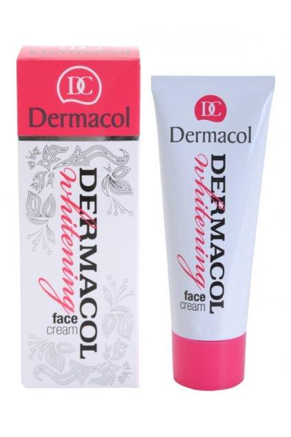 dermacol whitening belici pletovy krem proti pigmentovym skvrnam 24