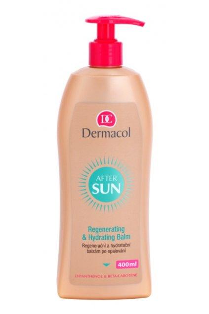 dermacol after sun regeneracni a hydratacni balzam po opalovani 15