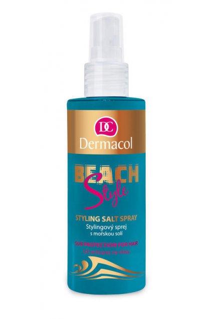 dermacol beach style stylingovy ochranny sprej na vlasy s morskou soli