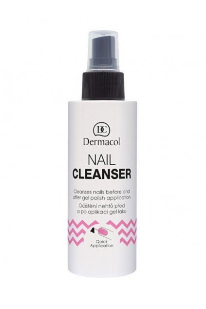 Dermacol Nail Cleanser