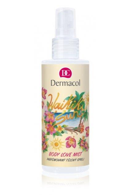 dermacol body love mist waikiki sun parfemovany telovy sprej