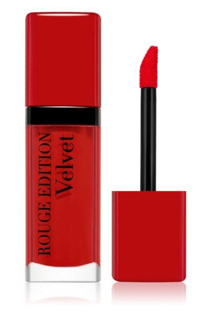 bourjois rouge edition velvet tekuta rtenka s matnym efektem odstin 03