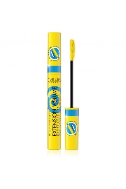 eveline cosmetics Extension Volume Mascara rasenka pro objem 10 ml
