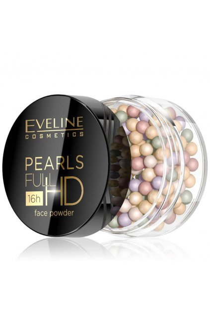 eveline cosmetics full hd pearls barevny pudr cc 20g