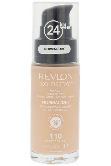 revlon cosmetics colorstay dlouhotrvajici matujici make up spf 15