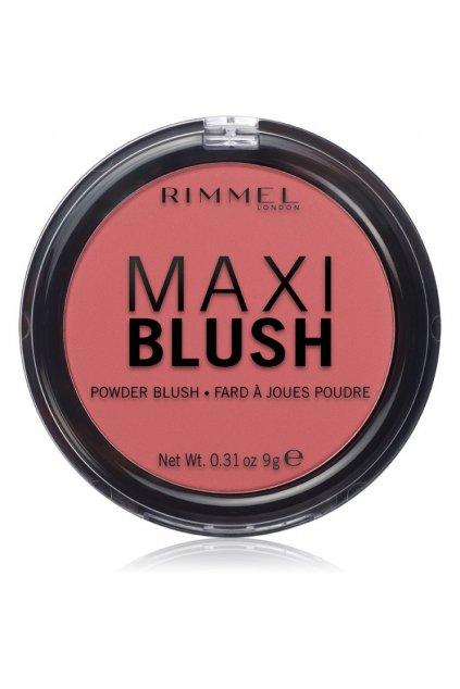 rimmel maxi blush pudrova tvarenka odstin 003