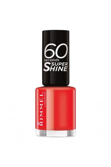 rimmel london 60 seconds super shine 300 glaston berry
