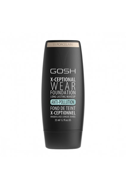 gosh x ceptional dlouhotrvajici make up 11 porcelain