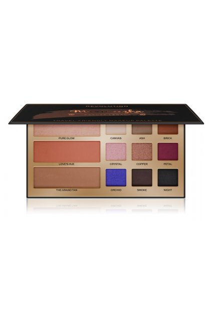 makeup revolution maxineczka beauty legacy multifunkcni paleta na oblicej a oci 19,8 g