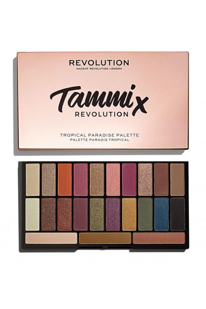 makeup revolution paleta ocnich stinu tammi x 1 40036
