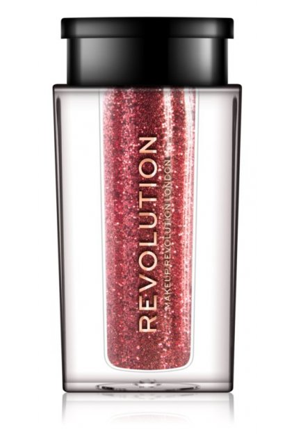 makeup revolution glitter bomb trpytky hall of fame