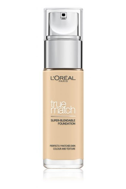 loreal paris true match tekuty make up