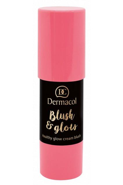 dermacol blush glow kremova tvarenka rozjasnujici odstin 01