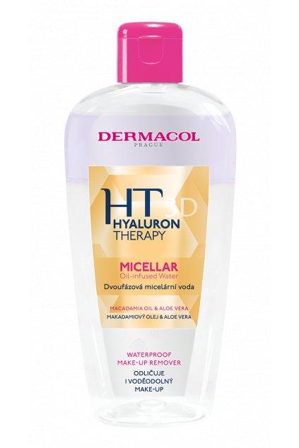 dermacol hyaluron dvoufazova micelarni voda s kyselinou hyaluronovou