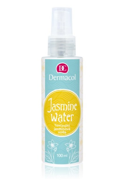 dermacol jasmine water tonizujici jasminova voda