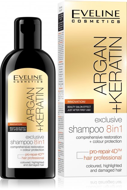 5907609387158 exlusive shampoo 8in1 150ml