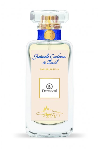 dermacol guatemala cardamom basil parfemovana voda unisex