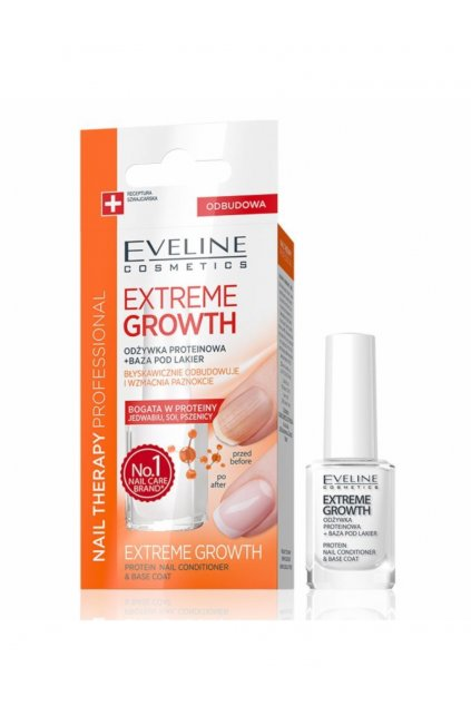 Eveline Cosmetics Nail Therapy Extreme Growth