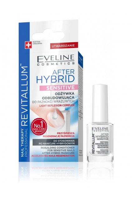Eveline Cosmetics After Hybrid Nail Conditioner
