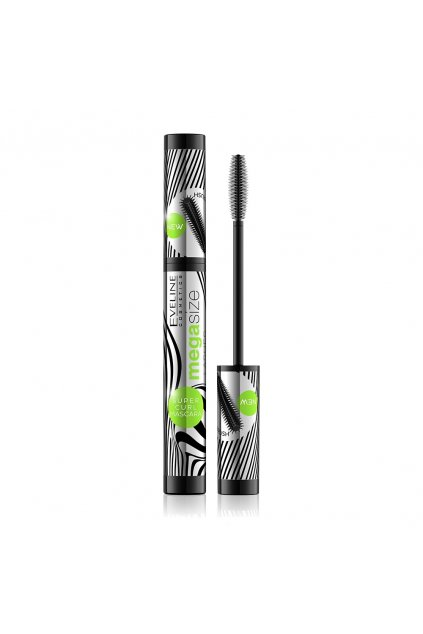EVELINE MEGA SIZE LASHES SUPER CURL MASCARA 10 ml