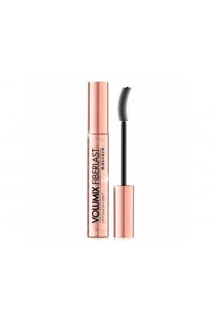eveline cosmetics rasenka volumix fiberlast ultra false lash effect 10 ml