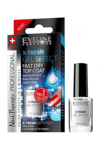 Eveline Cosmetics Nail Therapy X Treme Gel Effect