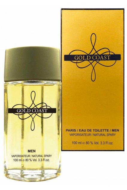 Noblesse Gold Coast toaletní voda pro muže 100 ml