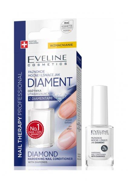 Eveline Cosmetics Diamond Hard And Shiny Nails