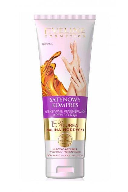 eveline cosmetics satenovy kompres krem na ruce