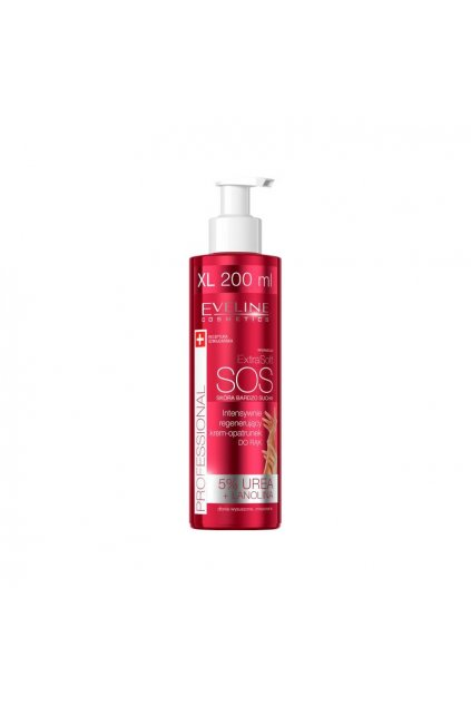 eveline cosmetics extra soft sos intenzivne regenerujici krem na ruce 200 ml