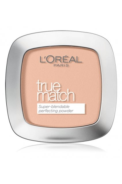 loreal paris true match kompaktni pudr