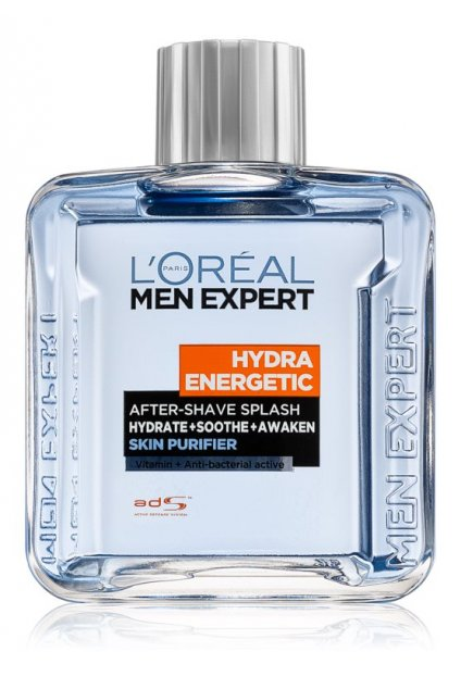 loreal paris men expert hydra energetic voda po holeni