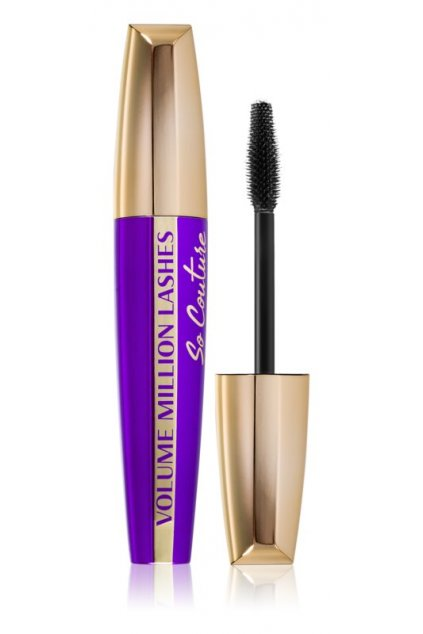 loreal paris volume million lashes so couture rasenka pro objem a natoceni ras
