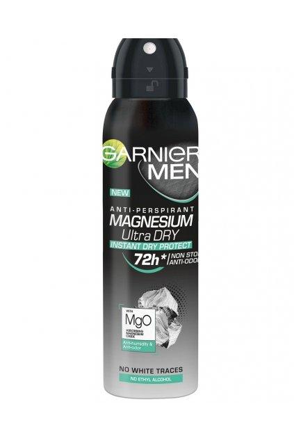 garnier men mineral magnesium ultra dry antiperspirant pro muze