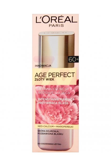 l oreal paris age perfect 60 essence 125ml