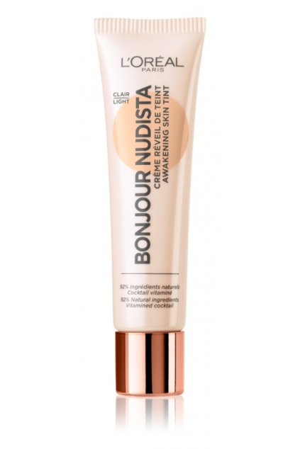 loreal paris wake up glow bonjour nudista bb krem 5
