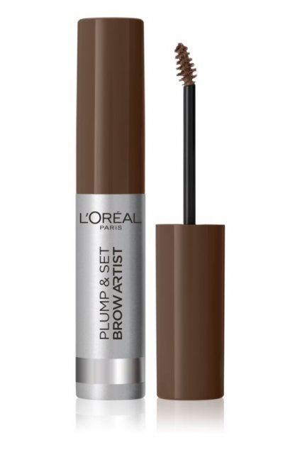 loreal paris brow artist plump and set gel na oboci