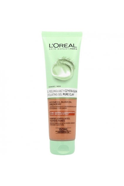 gel cleansing for face l oreal paris skin expert for women 14 150 ml 1