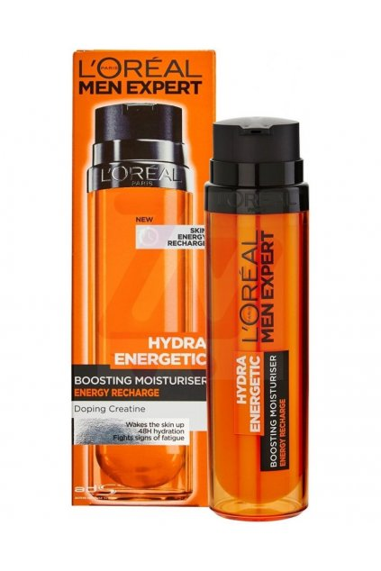 l oreal paris men expert boosting moisturiser hydra energetic 50ml