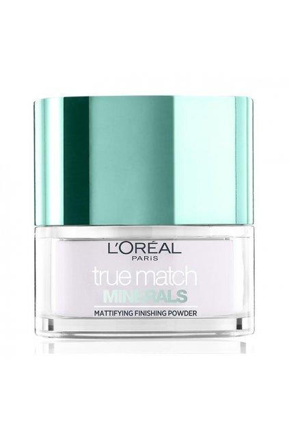 loreal paris true match minerals powder translucent 10 g