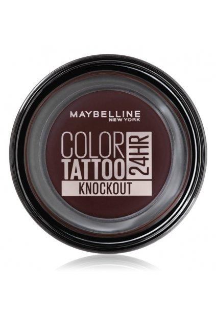 maybelline color tattoo gelove ocni stiny knockout