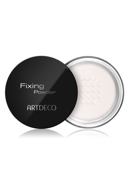 artdeco fixing powder transparentni pudr s aplikatorem