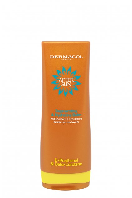 dermacol after sun chladivy balzam po opalovani 200 ml