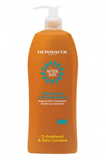 dermacol after sun chladivy balzam po opalovani 400 ml
