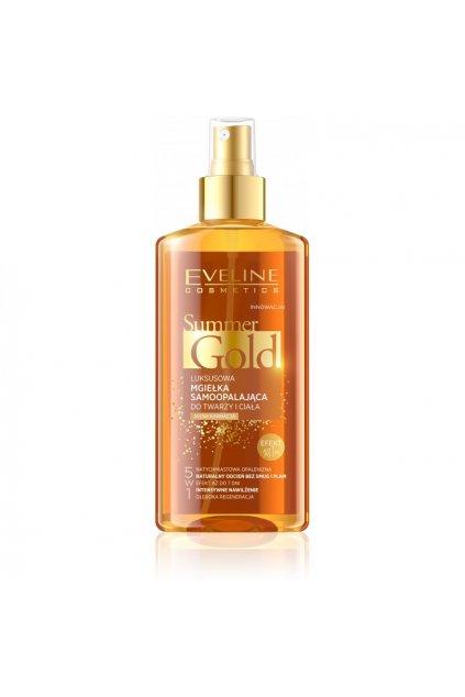 Eveline cosmetics Luxusni samoopalovaci olej na svetlou plet