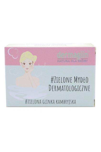 Dermaglin Mydlo dermatologicke pro citlivou pokozku