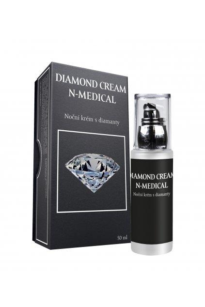 hyaluron n medical luxusni nocni krem diamond