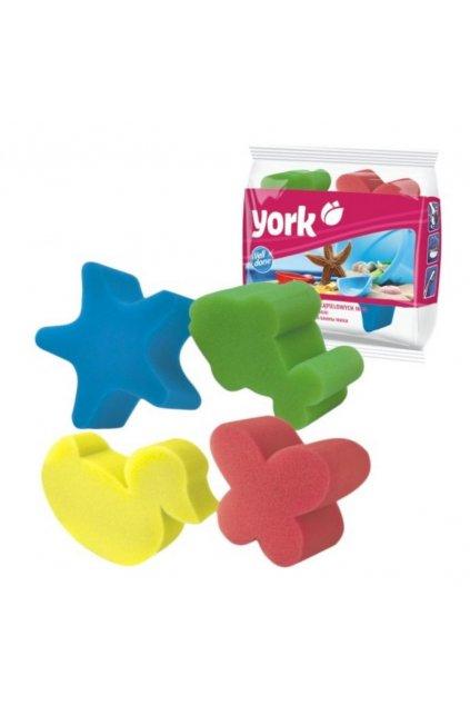 york detske houbicky do vany baleni 4 ks