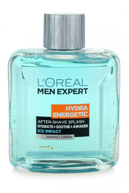loreal paris men expert hydra energetic voda po holeni ice impact